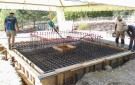 Rebar Structure of the Upper Concrete Slab
