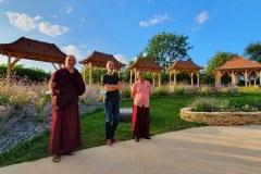 Arrivée de lama Jampa