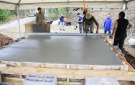 Smoothing out the Upper Slab