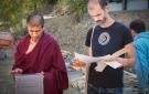Ceremonia de introducción de sustancias relacionadas con los protectores