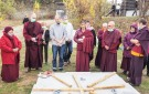 Consecration of the Upper Slab