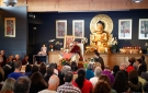 Enseñanza: el simbolismo y los beneficios de una estupa.