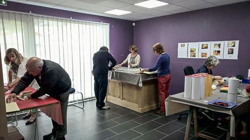 Atelier mantras à Dhagpo La Rochelle