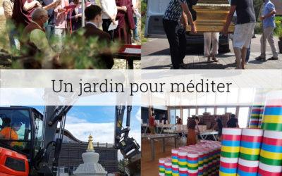 Vidéo – Un Jardin pour méditer – Les débuts