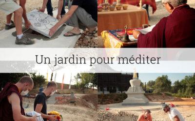 Vidéo – Un Jardin pour méditer – Les vases consacrés